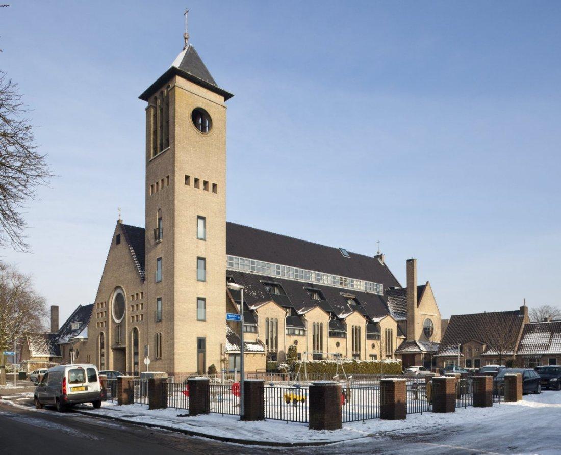 St Josephkerk HIlversum